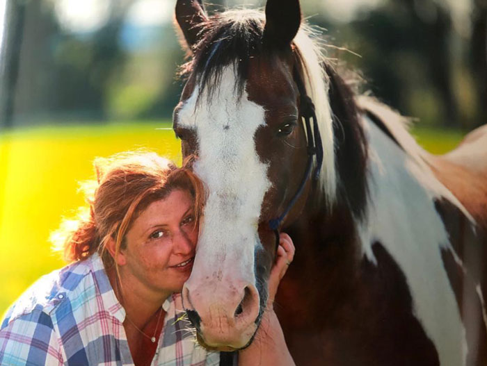 Claudia_oppel-horsemanship-trainerin-kunde2